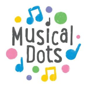 Musical Dots Logo
